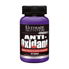 Добавки для активного долголетия Ultimate Nutrition Anti-Oxidant Formula - 50 таб