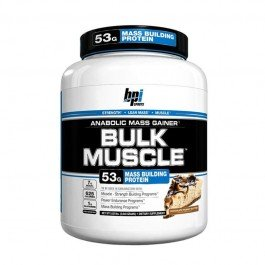Гейнеры BPI Sports Bulk Muscle - whipped vanilla 2,640 kg