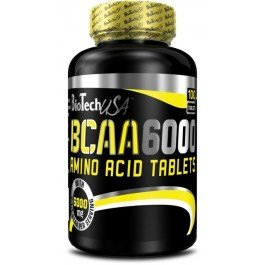 Аминокислоты BioTech USA Nutrition BT BCAA 6000 100 tab