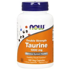 TAURINE 1000mg 100 VCAPS