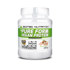 Pure Form Vegan Protein (450 грамм)