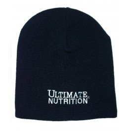 Кепки и шапки Ultimate Nutrition Шапка черная