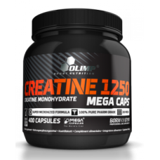 Creatine Mega Caps (400 капс)