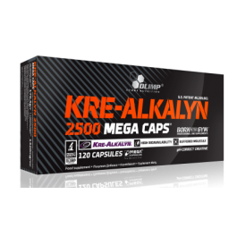 Креатин Olimp Sport Nutrition Kre-Alkalyn 2500 Mega Caps
