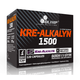 Креатин Olimp Sport Nutrition Kre-Alkalyn 1500