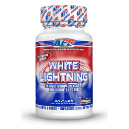 Жиросжигатели APS Nutrition White Lighthing with Geranium oil