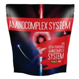Аминокислоты Power Pro Aminocomplex system