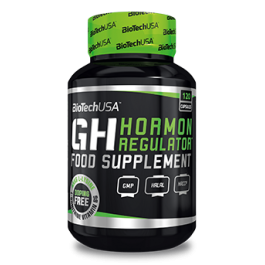 Тестостероновые бустеры BioTech USA Nutrition GH HORMONE REGULATOR (120cap)
