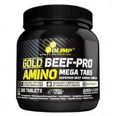 Gold Beef Pro Amino (300 таб)