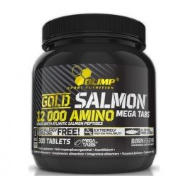 Аминокислоты Olimp Sport Nutrition Gold Salmon 12000 Amino