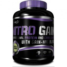 Гейнеры BioTech USA Nutrition NITRO GAIN