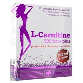 Жиросжигатели Olimp Sport Nutrition L-Carnitine 500 forte plus