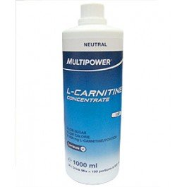 Жиросжигатели Multipower L-carnitine concentrate