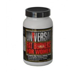 Жиросжигатели Universal Nutrition FAT BURNERS FOR WOMEN