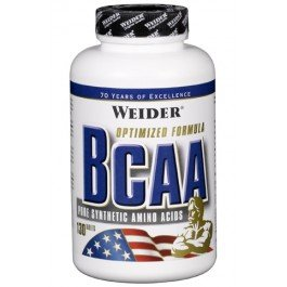 Аминокислоты Weider All Free Form BCAA