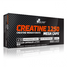 Creatine Mega Caps (120 капс)