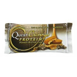 Протеиновые батончики Quest Nutrition Quest Cravings peanut butter cups