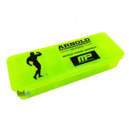 Таблетницы MusclePharm Arnold Series Таблетница Arnold Pill Box