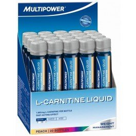 Жиросжигатели Multipower L-Carnitine Liquid Forte