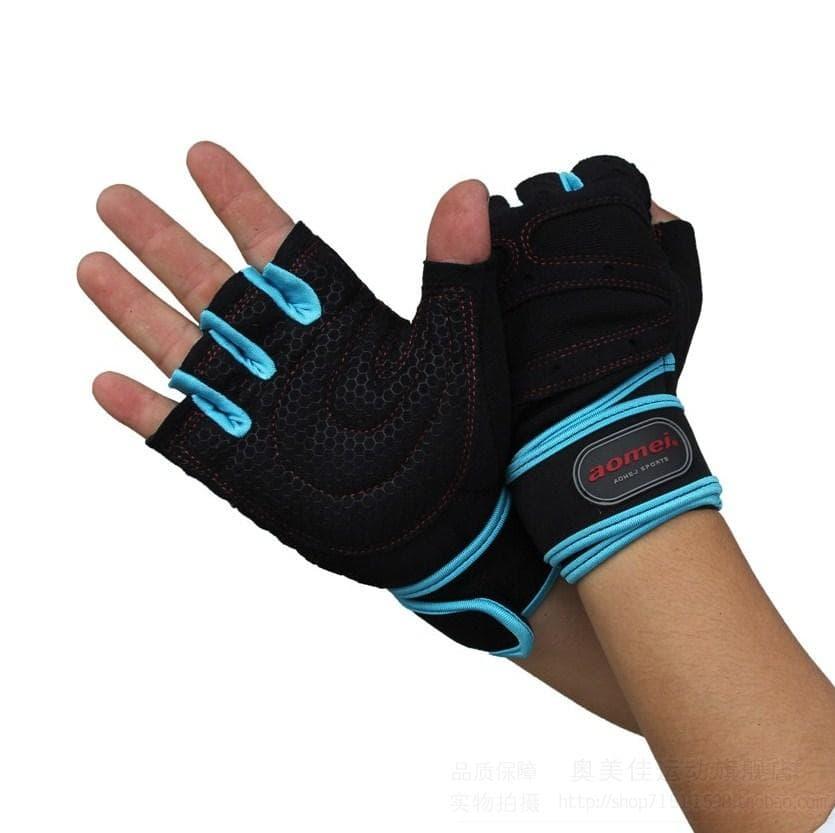 Перчатки для тренажерного зала и бодибилдинга купить